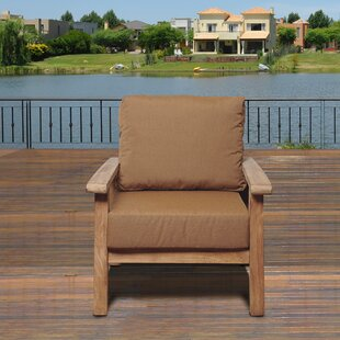 Elsmere Patio Dining Chair with Cushion