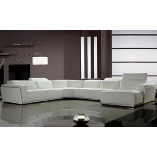 Coalpit Heath Leather Sectional