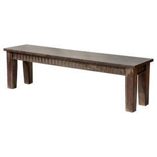 Mortenson Wood Bench