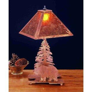 Lone Bear 21 Table Lamp