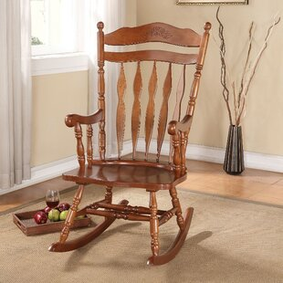 August Grove Laverne Rocking Chair
