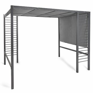 Galinda 3m X 2m Steel Pergola By Sol 72 Outdoor