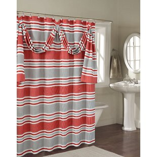 Inexpensive Asherton Decorative Shower Curtain By Winston Porter