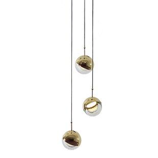 Seed Design Dora 3-Light Cluster Pendant