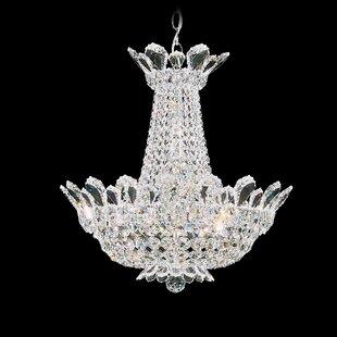 Schonbek chandeliers youll love wayfair trilliane empire chandelier by schonbek aloadofball Images