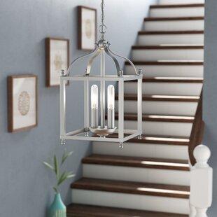 Brumley 2-Light Foyer Pendant