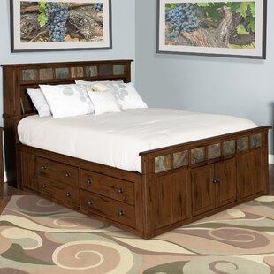 Goldfield Storage Panel Bed by Loon Peak