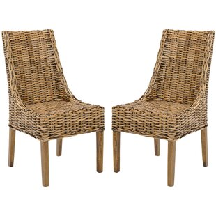 Felicity Arm Chair (Set of 2) by Bayou Br..