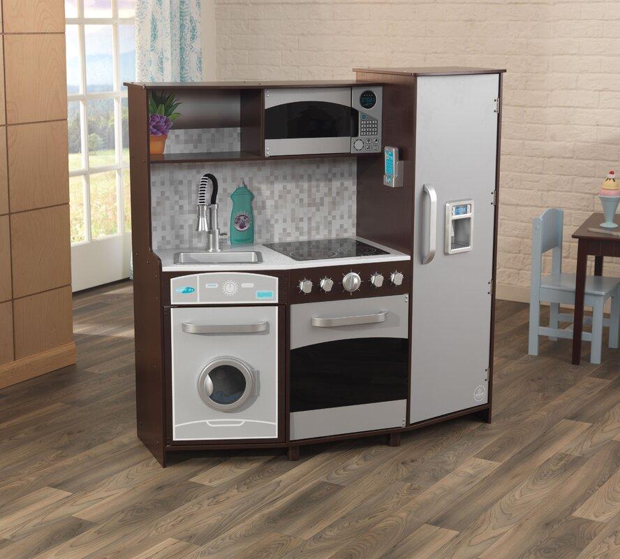 KidKraft Large Play Kitchen Set & Reviews