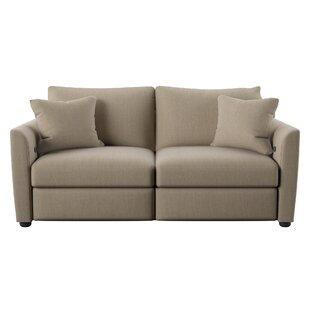 Georgia Reclining Loveseat by Wayfair Custom Upholstery™