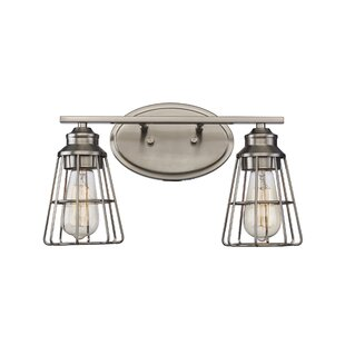 Blas 2-Light Vanity Light By Trent Austin Design