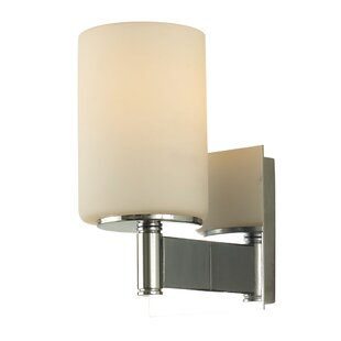 Feeney 1-Light Bath Sconce by Ebern Designs