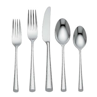 Imperial Caviar 5 Piece Flatware Set, Service for 1