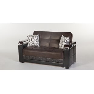 Clifftop 63'' Round Arms Loveseat By Red Barrel Studio