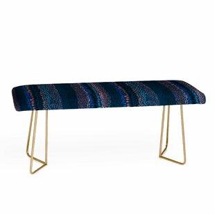 East Urban Home Ninola Upholstered Bench