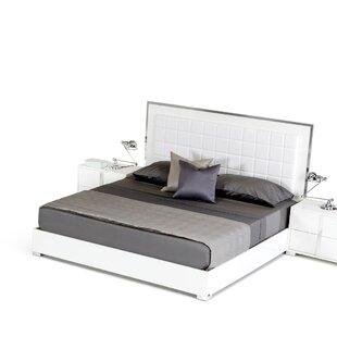 Demaria Upholstered Platform Bed ByOrren Ellis