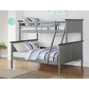 Reviews Hartell Panel Twin over Full Bunk Bed by Harriet Bee Reviews (2019) & Buyer's Guide