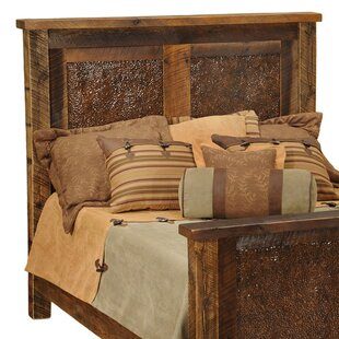 Barnwood Wood Headboard by Fireside Lodge