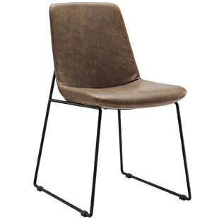 Invite Dining Vinyl Side Chair by Modway