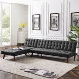 Magdalen 66.14 Reversible Sleeper Sofa & Chaise by Corrigan Studio®