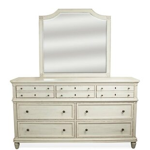 Beachcrest Home Waverley 7 Drawer Standard D..