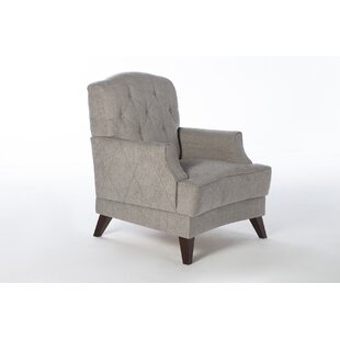 Carpentier Armchair by Darby Home Co