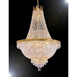 Willa Arlo Interiors Dyann 1-Light Chandelier