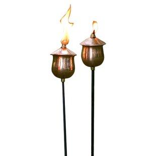 H. Potter Mini Garden Torch (Set of 3)