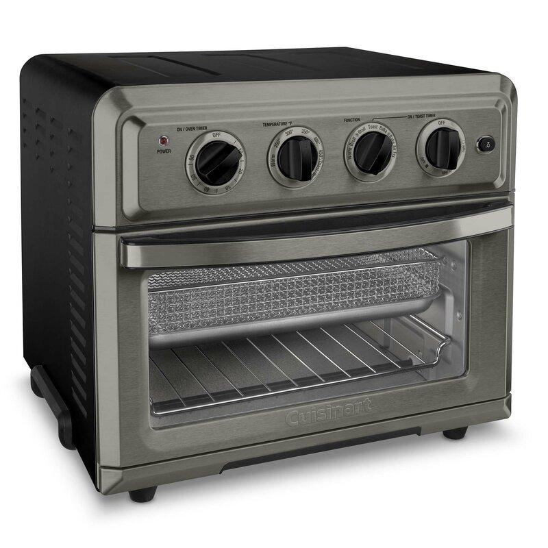 Cuisinart Air Fryer Toaster Oven Reviews Wayfair