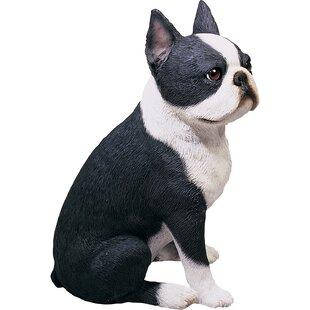 Marvelous Hermanson Boston Terrier Figurine