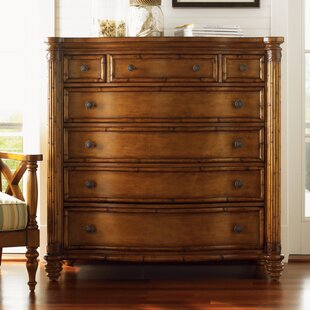 Island Estate Sea 7 Drawer Chest