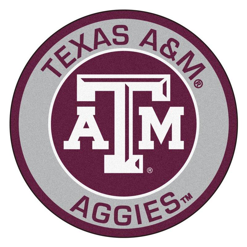 FANMATS NCAA Texas A/&M University Aggies Vinyl Cargo Mat