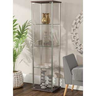 Zipcode Design Avoca Curio Cabinet