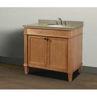 Cambridge 37 Single Bathroom Vanity Set by Empire Industries