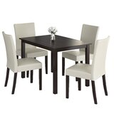 Isan 5 Piece Dining Set by Brayden Studio®