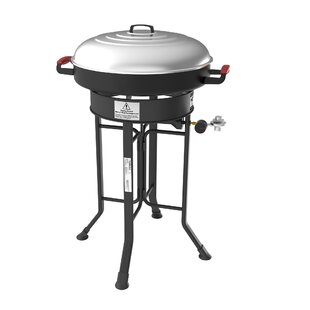 Lone Star Chef Propane Griddle Grill with Stove
