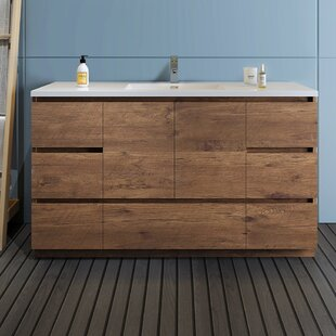 Senza Tuscany 60 Single Bathroom Vanity Set By Fresca