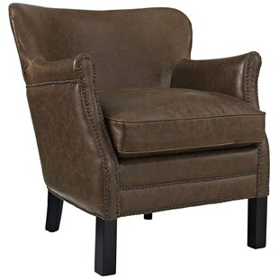 Key Wingback Chair by Modway