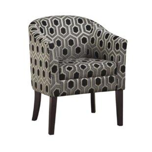 Drowne Barrel Chair by Red Barrel Studio
