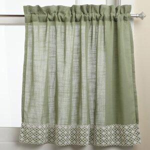 Salem Kitchen Tier Curtain (Set of 2)