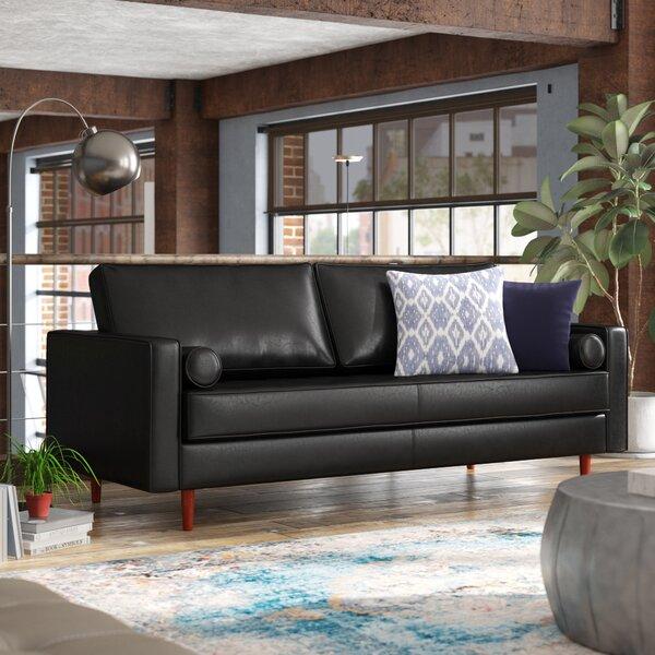 Superb Buenos Aires Leather Sofa Wayfair Ibusinesslaw Wood Chair Design Ideas Ibusinesslaworg