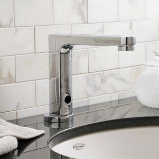 American Standard Serin Deck-Mount Single Hole Bathroom Faucet Less Handle
