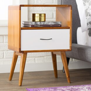 Collado End Table with Sto..