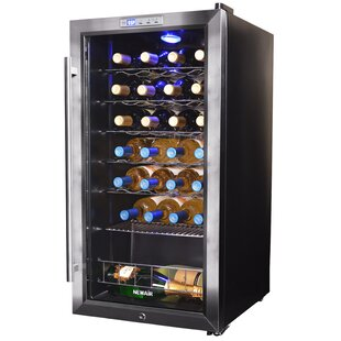 27 Bottle Single Zone Freestanding Wine Cooler