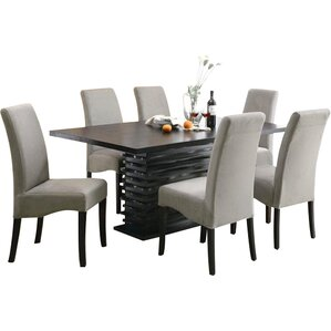 Amazing Jordan 7 Piece Dining Set