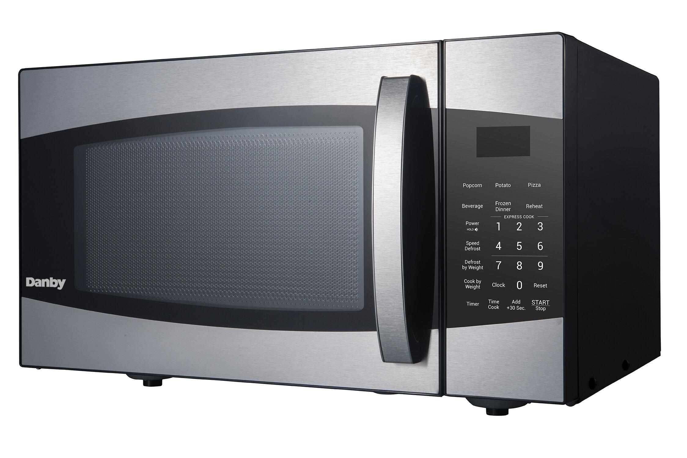 0 9 Cu Ft Countertop Microwave
