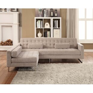 Gerstle Sectional by Ivy Bronx Design