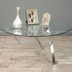 Quandro Coffee Table by Wade L..
