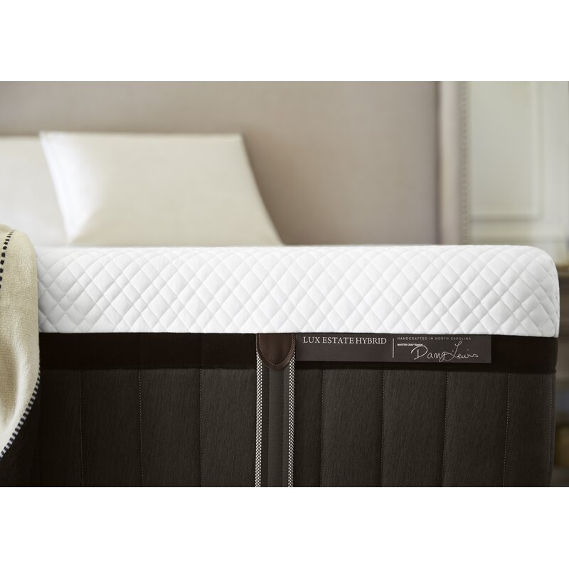 Lux Estate Hybrid 15 Plush Mattress