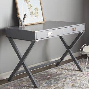 Bon Gray Writing Desks Youu0027ll Love | Wayfair